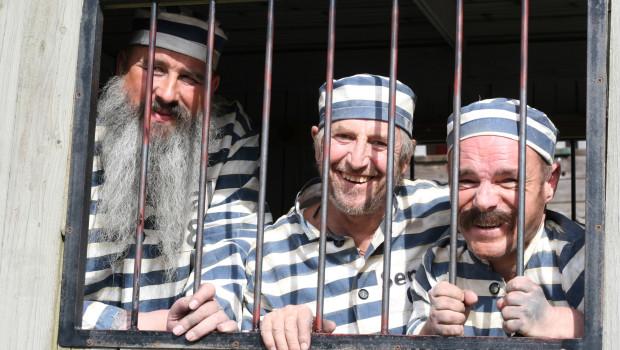 Martin Semmelrogge und Banditen