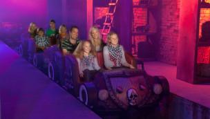 Van Helsing's Factory Update – Dunkel-Achterbahn im Movie Park erhält Klimaanlage