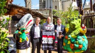 Phantasialand und Kölner Haie-Partnerschaft