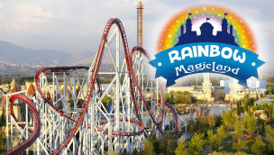 Rainbow MagicLand Freizeitpark Italien