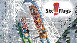 Six Flags Parks eröffnen weitere Rocky Mountain Construction Coaster