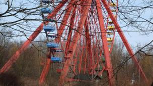 """Neuer """"Spreepark""""-Besitzer will altes Riesenrad wieder in Betrieb nehmen"""