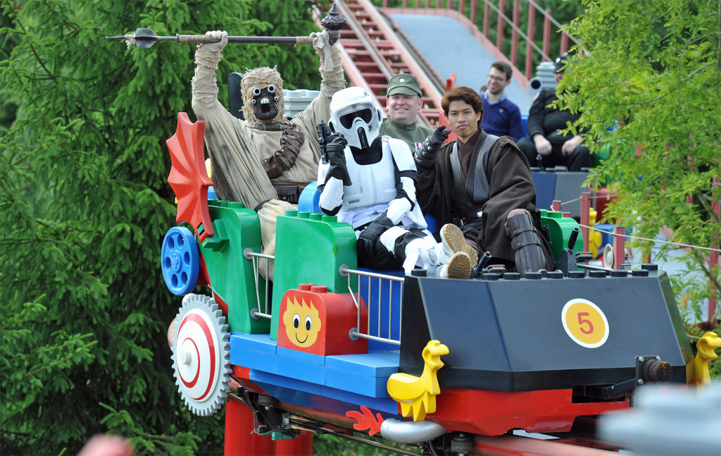 Star Wars Charaktere LEGOLAND Deutschland