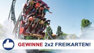 Gewinne 2×2 Eintrittskarten für den Erlebnispark Tripsdrill beim Freikarten-Freitag KW21/2015