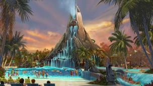 """""""Volcano Bay"""" – Universal Orlando kündigt Wasserpark für 2017 an"""