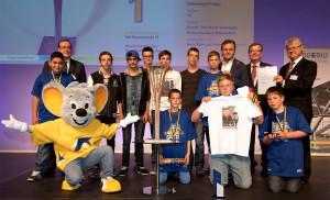Weitblick Wettbewerb 2015 Alterskategorie 2