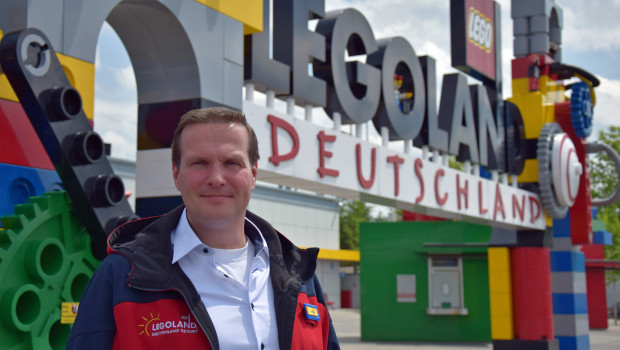 Andread Rodefeld, LEGOLAND Deutschland Head of Marketing