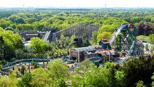 Besucherzahlen von Efteling erreichen 2015 Rekordwert