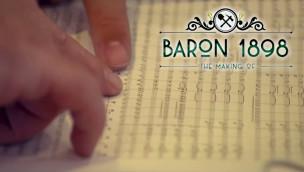 So klingt Baron 1898: Efteling zeigt Making Of-Video zum Soundtrack der neuen Achterbahn