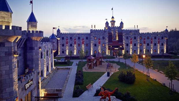 Burg-Hotels im LEGOLAND Deutschland