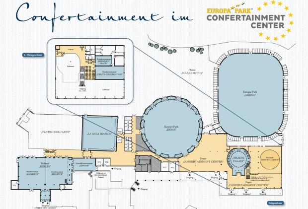 Europa-Park Confertainment Center