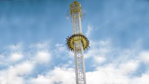 Nigloland kündigt 100 Meter hohen Free Fall-Tower als Neuheit 2016 an