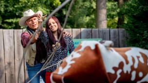 Goldrush-Days 2016 im Erlebnis-Zoo Hannover: Kanadische Volksfeststimmung vom 3. bis 5. Juni