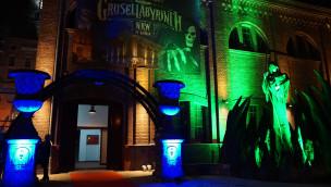 Grusellabyrinth NRW erweitert Gastronomie: Lounge-Bereich ab Halloween-Wochen 2017