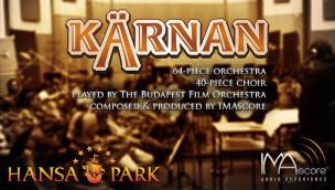 Hansa-Park setzt auf IMAscore für Soundtrack der neuen Achterbahn KÄRNAN