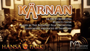 IMAscore KÄRNAN Hansa-Park Soundtrack