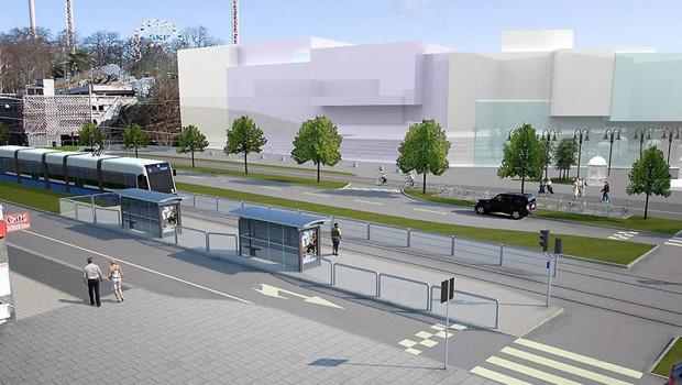Liseberg Zukunft Plan