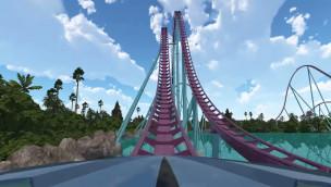 """Fan baut """"Mako"""" nach und präsentiert beeindruckendes OnRide-Video der neuen Achterbahn in SeaWorld Orlando"""