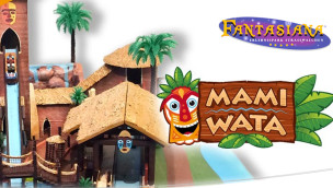 MAMI WATA – Neuheit 2015 im Erlebnispark Strasswalchen eröffnet am 8. Juli