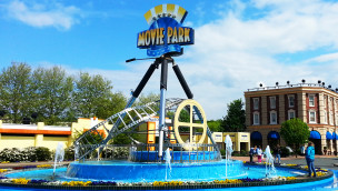 Movie Park Germany Brunnen