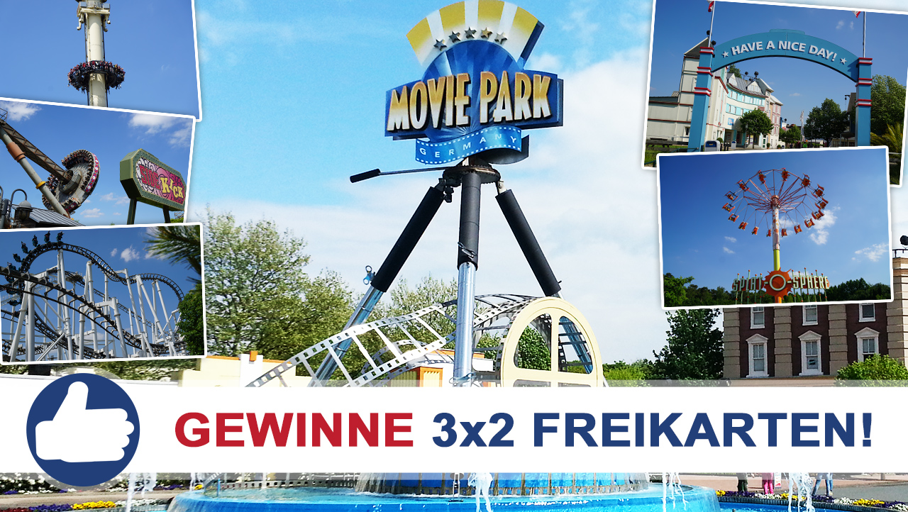 Movie Park Freikarten