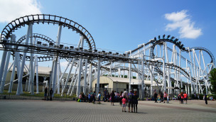 MP Xpress im Movie Park Germany