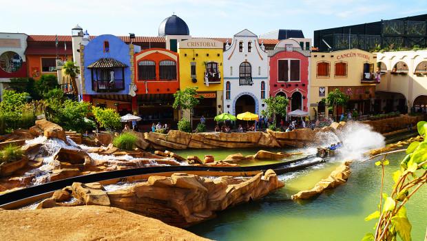 Phantasialand Chiapas im Themenbereich Mexico