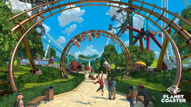 Planet Coaster Screenshot 1