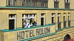Die Queen zu Gast in Deutschland – auch im LEGOLAND Günzburg