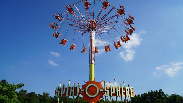 Splat-O-Sphere im Movie Park Germany
