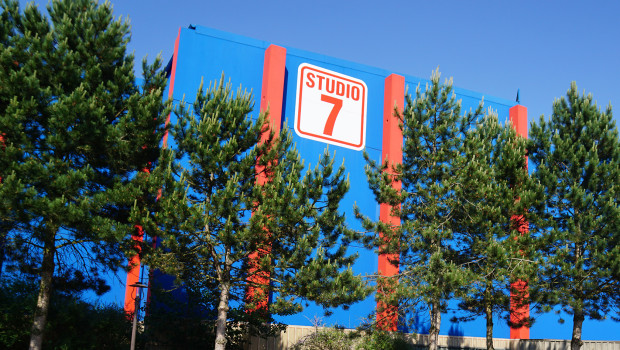 Studio 7 im Movie Park Germany