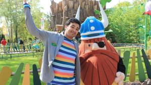 Zied Ben Rabeh im Holiday Park