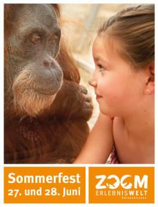 ZOOM Erlebniswelt Sommerfest 2015