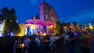 """""""After Park Lounge"""" im Europa-Park 2017 von 7. Juli bis 1. September immer freitags"""