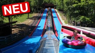 Bayern Park - Reifenrutsche Tube Racer 2015