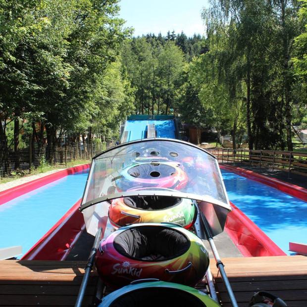 Bayern Park Tube Racer Talblick