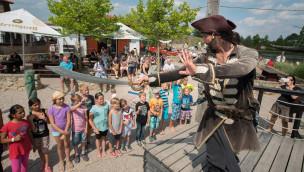 Belantis veranstaltet Piraten-Spektakel 2015 am 25. Juli