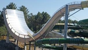"""Center Parcs """"Le Bois aux Daims"""" eröffnet mit fünf Wasserrutschen aus Deutschland"""