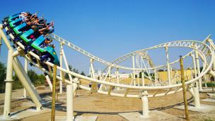Cobra des Amun Ra in Belantis eröffnet: Neue Familienachterbahn schon für 4-Jährige geeignet