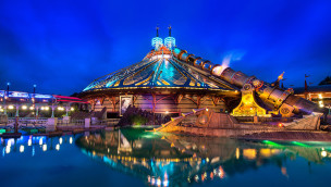 """""""Space Mountain"""" im Disneyland Paris könnte Star Wars-Thematisierung erhalten"""