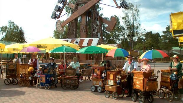 Drehorgelfest im Zoo Safaripark Stukenbrock