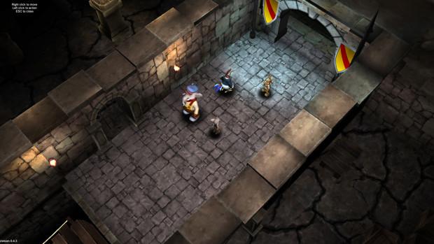 Europa-Park Computerspiel Screenshot