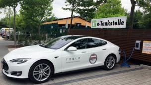 Familypark Neusiedlersee – E-Tankstelle für Elektroautos jetzt verfügbar