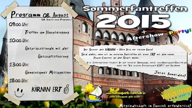Hansa-Park-Fanclub Treffen 2015