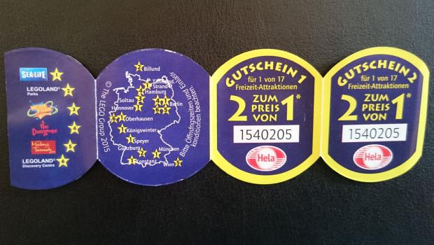 Hela 2-für-1 Aktion 2015