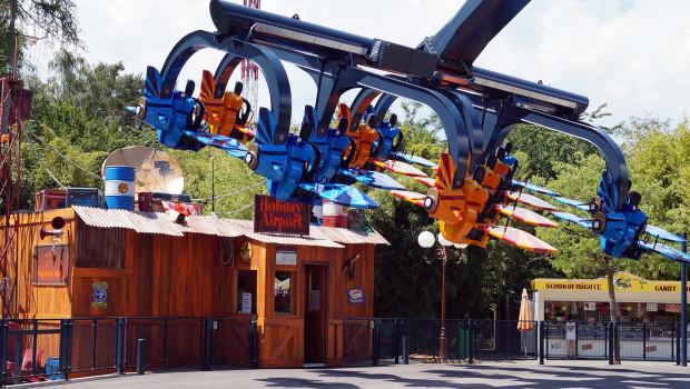 Holiday Park Sky Fly Eröffnung