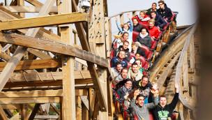 EnergyLandia kündigt Holzachterbahn an