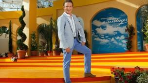 """""""Immer wieder sonntags"""" mit Stefan Mross – Sendung aus dem Europa-Park auch 2015 ein großer Erfolg"""