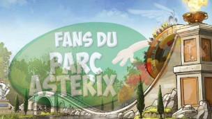 Parc Astérix Discobelix Artwork Enthüllung
