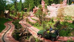 Rangers Road im Taunus Wunderland eröffnet: Mit dem Geländewagen durch den Canyon